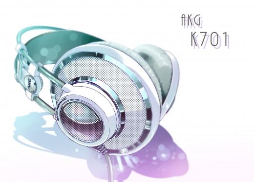 AKG-K701-WEB用