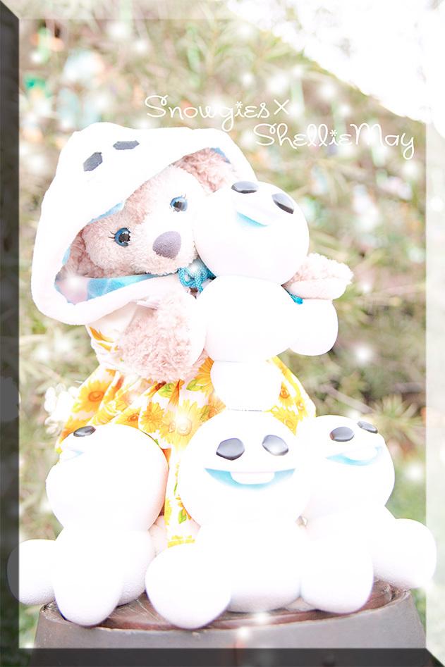 スノーギース×シェリーメイ(2017)1