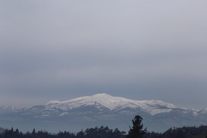 20171231午前の栗駒山