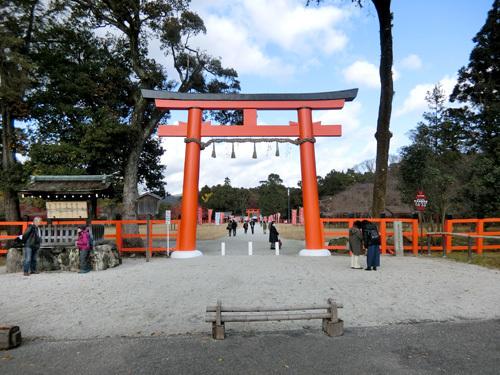 上賀茂神社、その1!