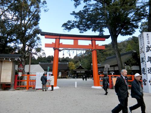 上賀茂神社、その2!