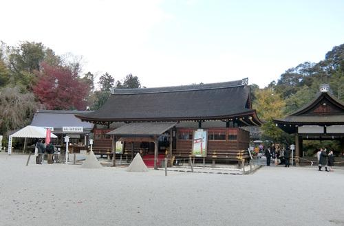 上賀茂神社、その3!