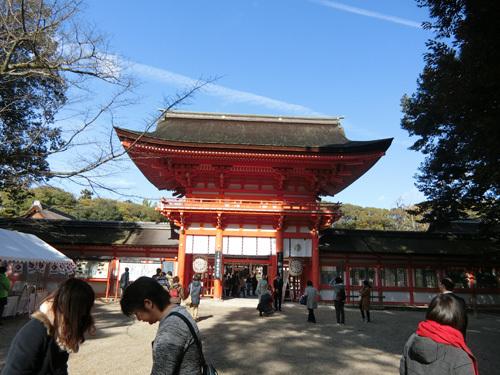 下賀茂神社、その2!