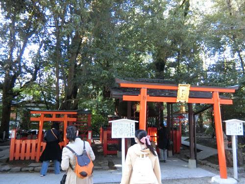 下賀茂神社、その3!