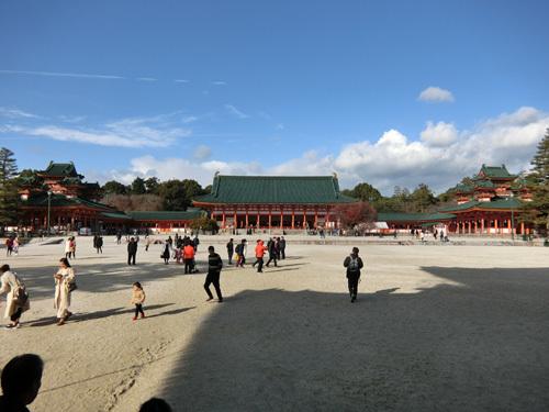 平安神宮、その2!