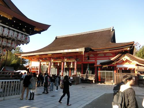 八坂神社、その2!