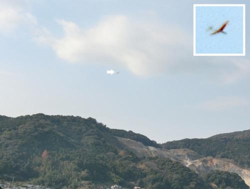 pipo機、飛んでるトコ! その2。 そしてこの後・・・、