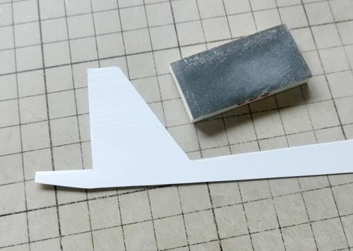 N-1650、積層胴の組み立て、その4。
