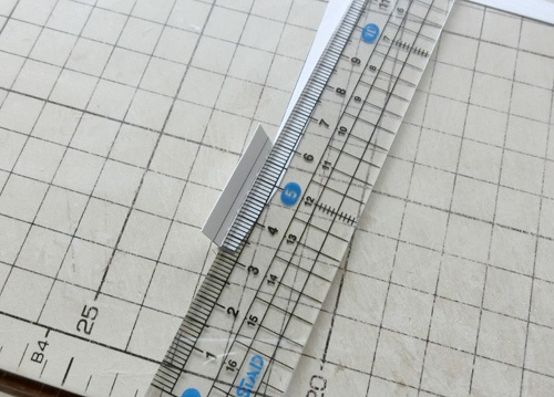 N-1650、積層胴の組み立て、その6。