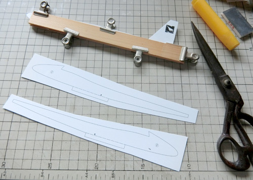 N-1650、積層胴の組み立て、その11。