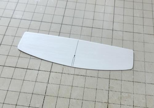 N-1650、積層胴の組み立て、その15。