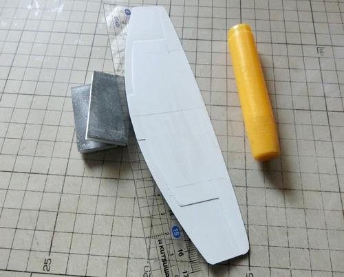 N-1650、積層胴機の作り方、その19!