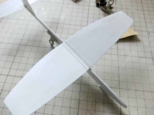 N-1650、積層胴機の作り方、その23!