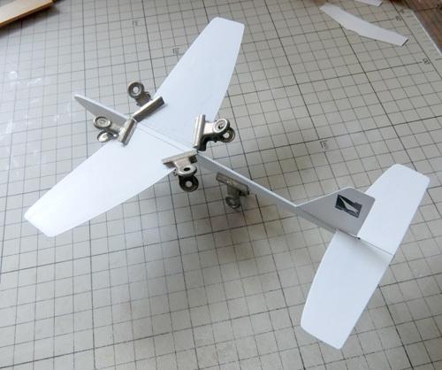 N-1650、積層胴機の作り方、その24!