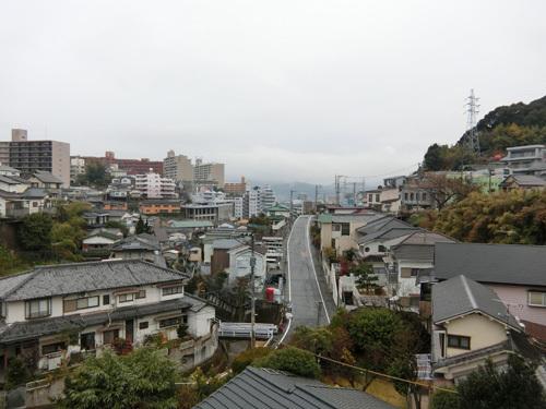 今日の長崎は、雨ですね。