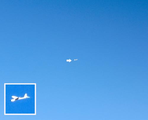N-1650、飛んでるトコ! その1!