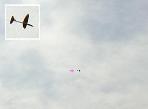 N-1475、飛んでるとこね。
