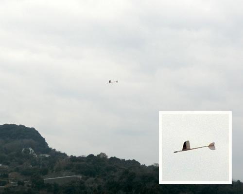 kh-1605、飛んでるトコ~! その2。