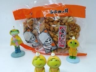 与三郎の豆 金太煎餅