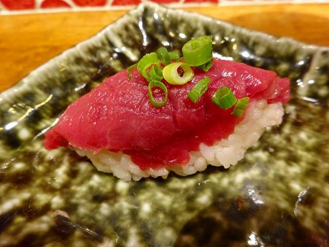 肉寿司 学芸大学店 (9)