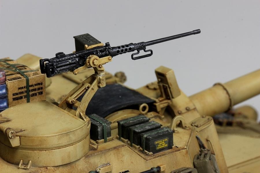 M109パラディン自走砲-5
