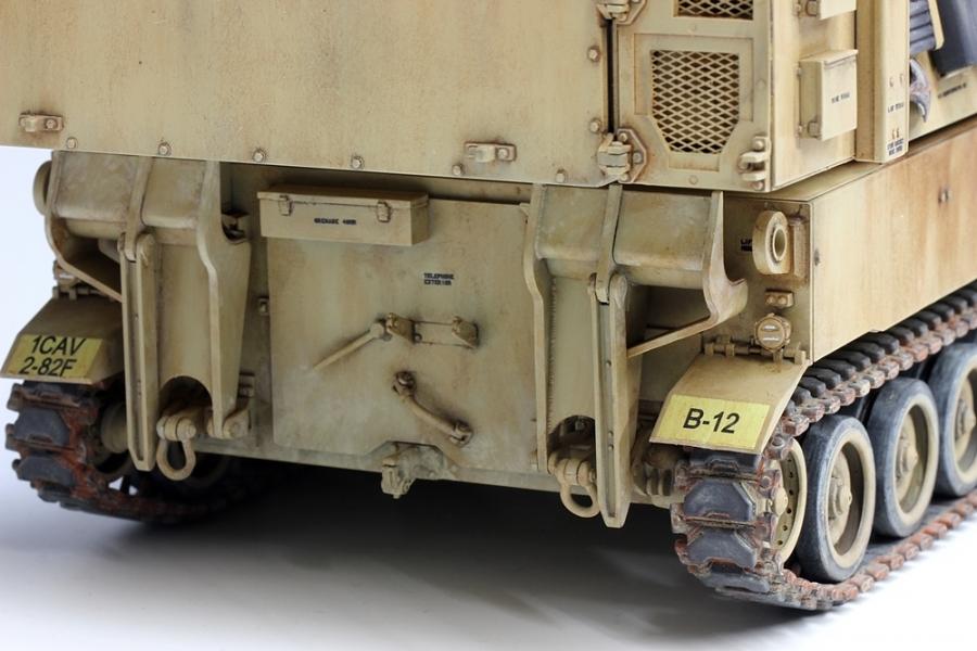 M109パラディン自走砲-11