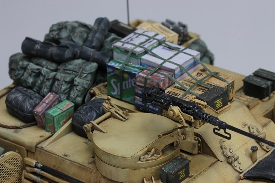 M109パラディン自走砲-16
