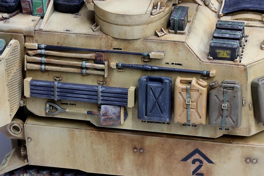 M109パラディン自走砲-17