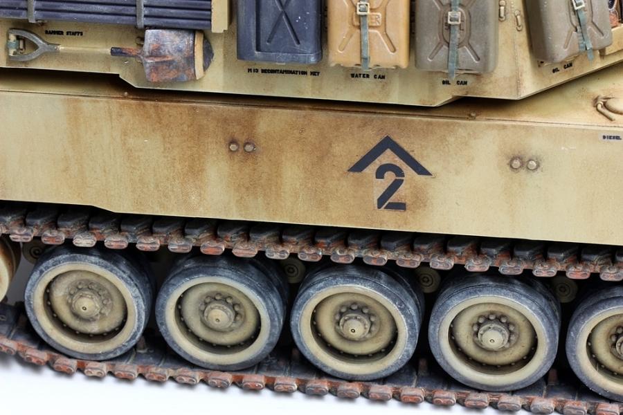 M109パラディン自走砲-18