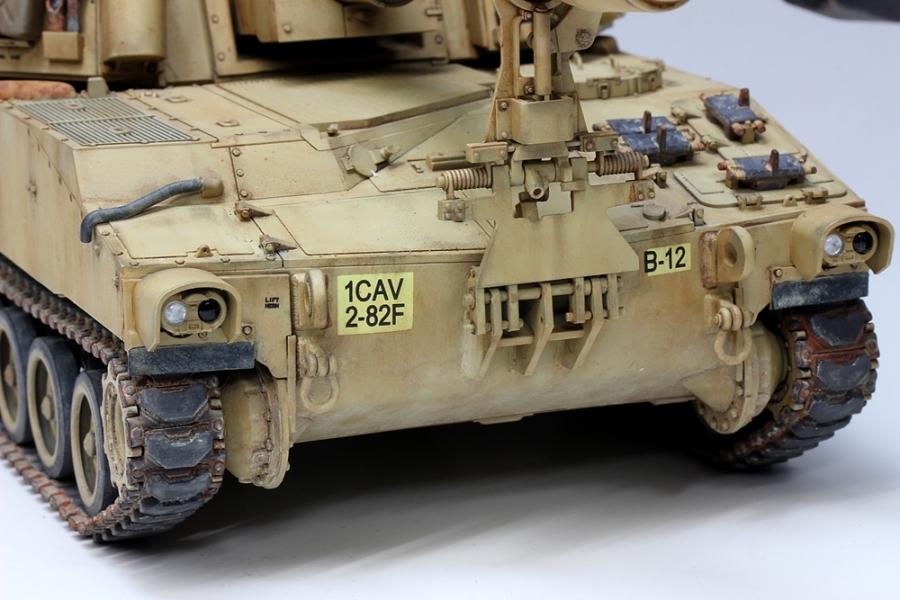 M109パラディン自走砲-19