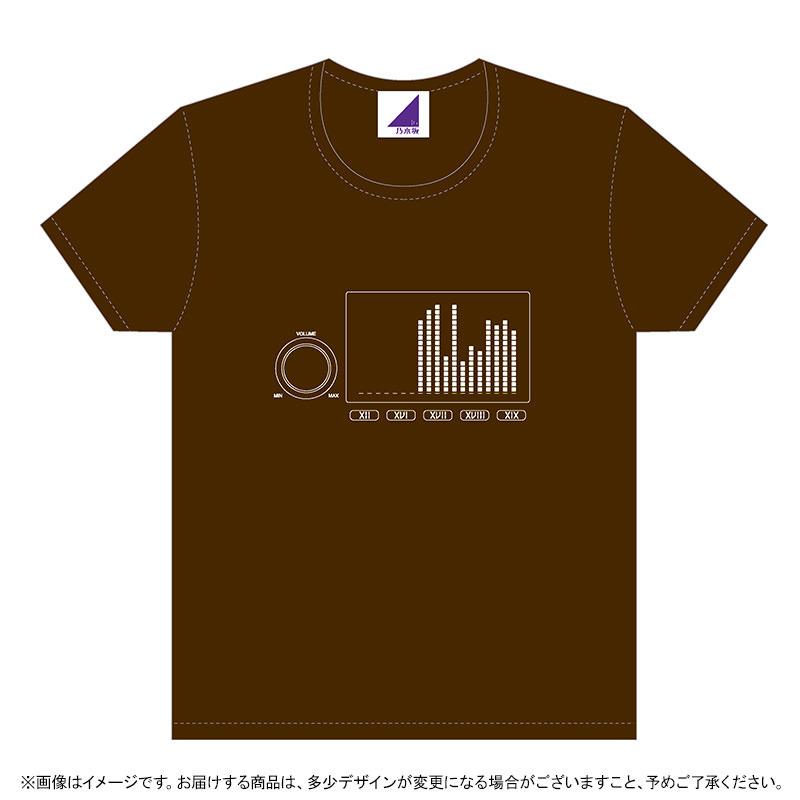 乃木坂46新内眞衣2018生誕Tシャツ 表