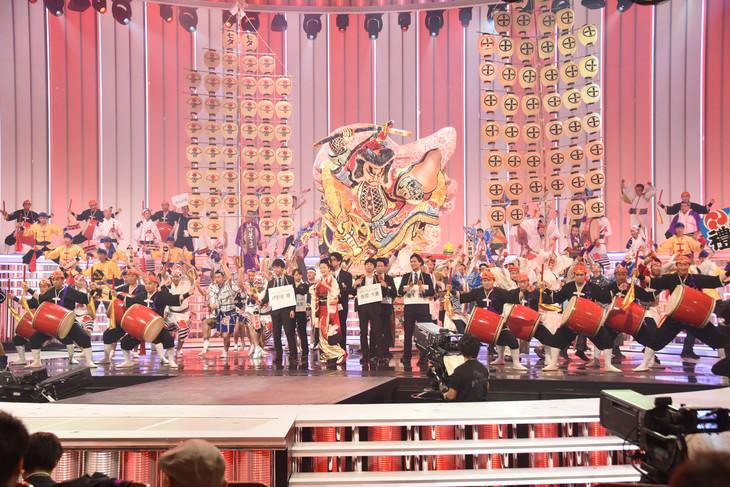 第68回NHK紅白歌合戦リハーサル