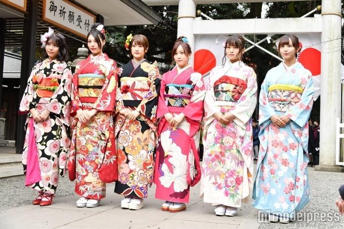 乃木坂46 97年組 成人式