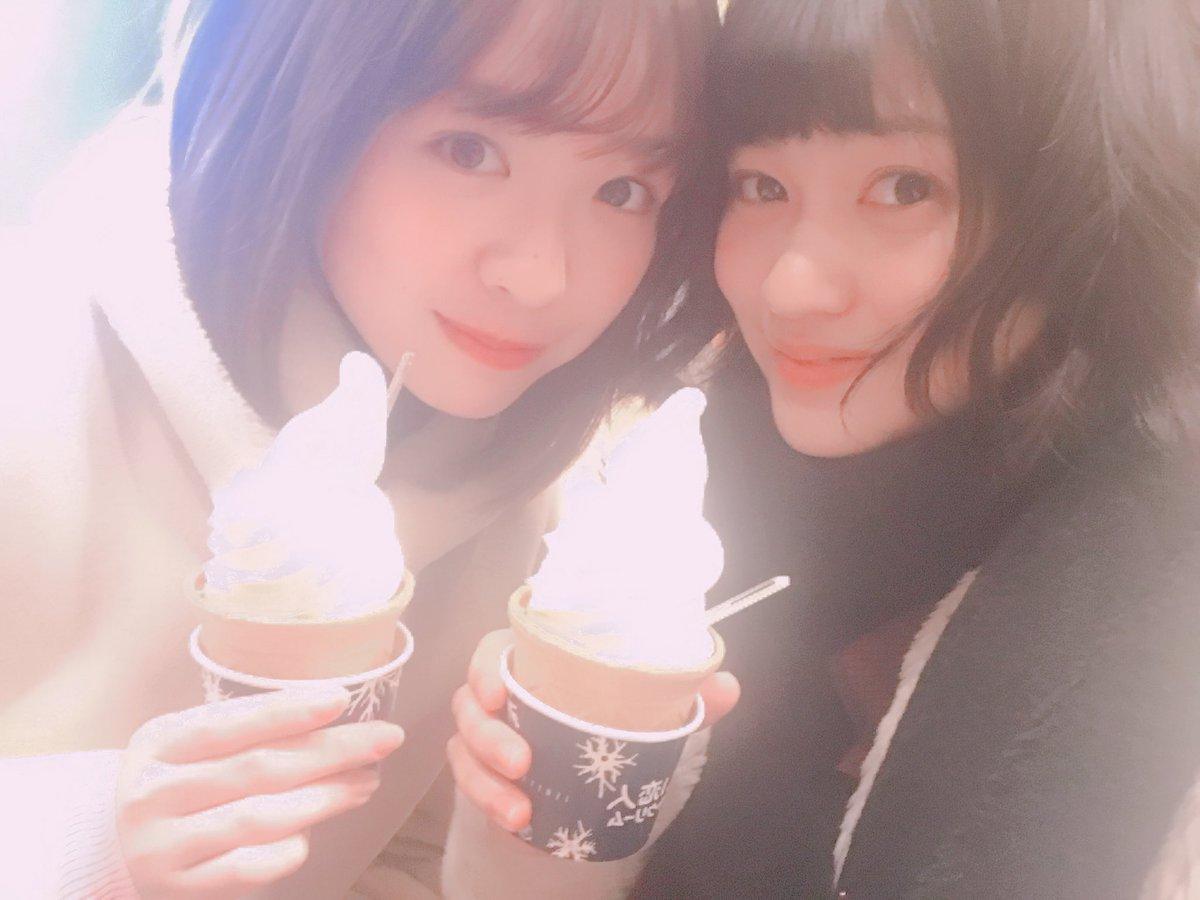 渡辺みり愛 東李苑 北海道3