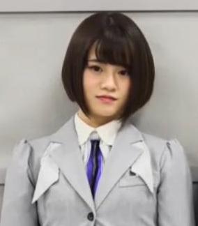 山崎怜奈 ショート