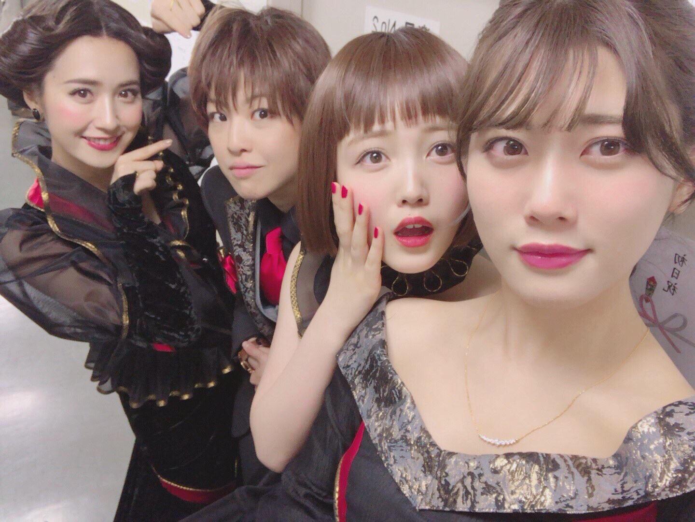 五十鈴ココ 舞台 三人姉妹3