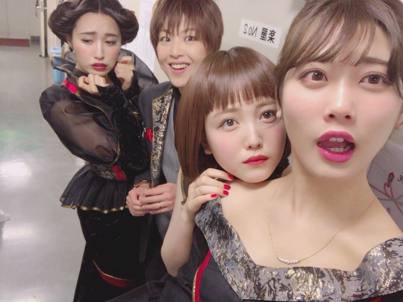 五十鈴ココ 舞台 三人姉妹