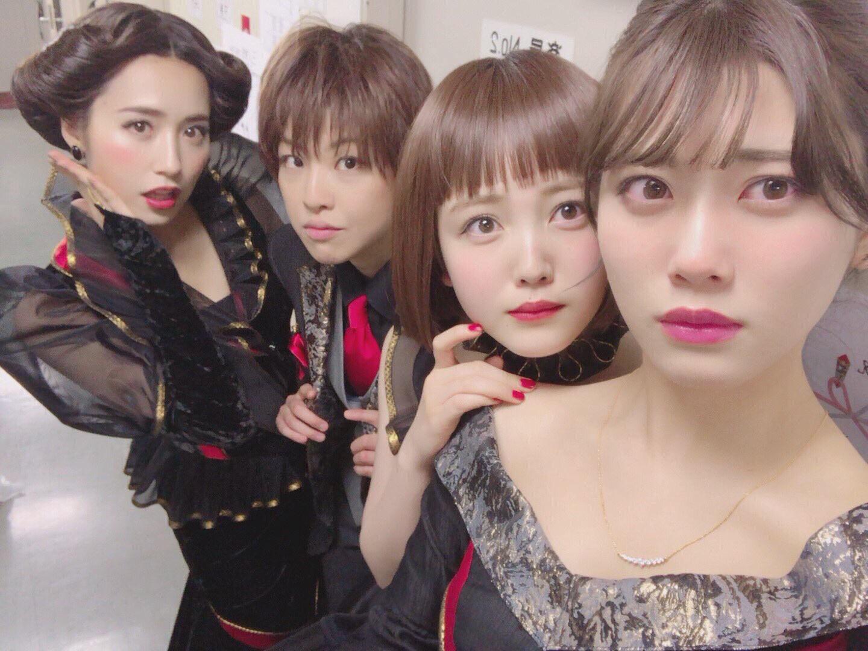 五十鈴ココ 舞台 三人姉妹2