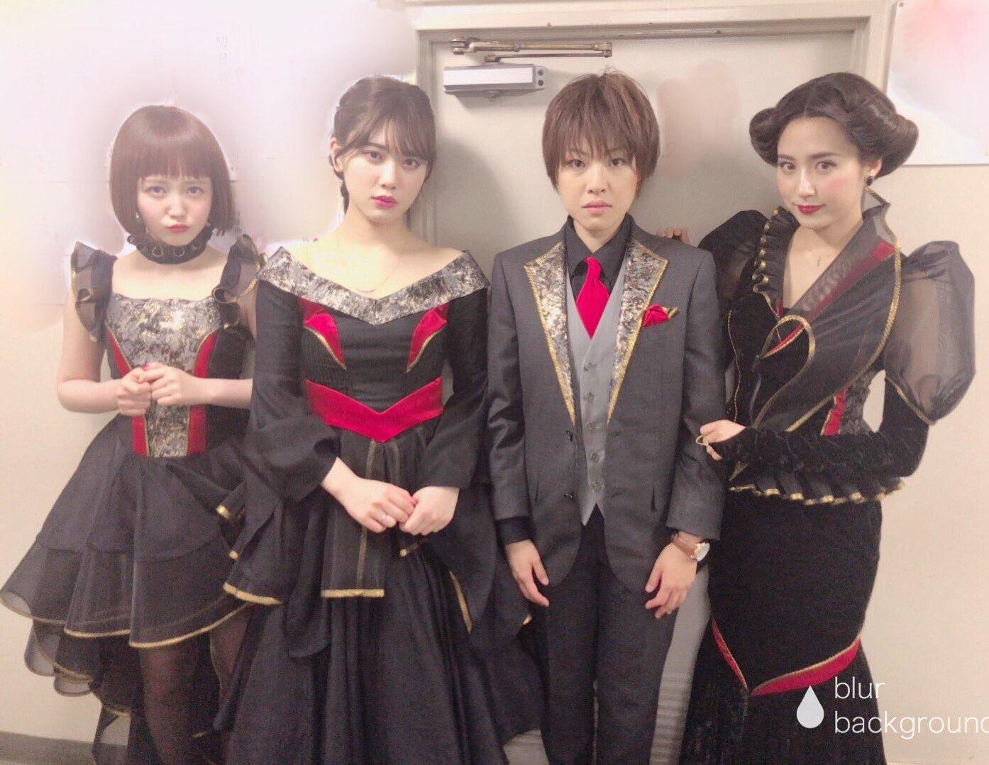 五十鈴ココ 舞台 三人姉妹4