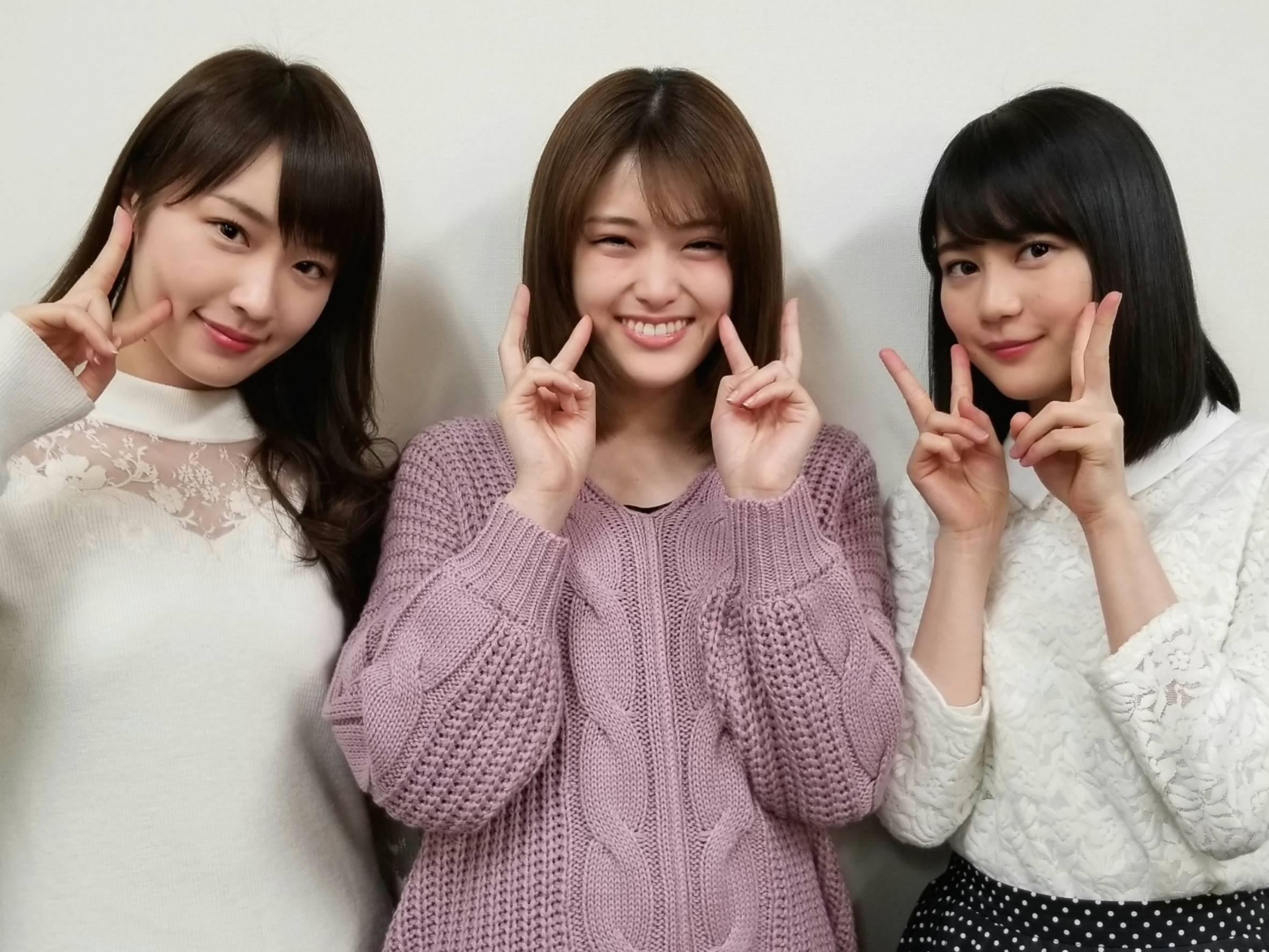 乃木坂46~to Asia~高山一実・松村沙友理・生田絵梨花SHOWROOM