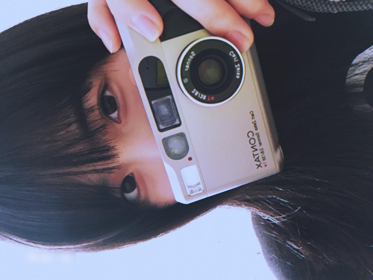 ブログ大園桃子 CONTAX T2