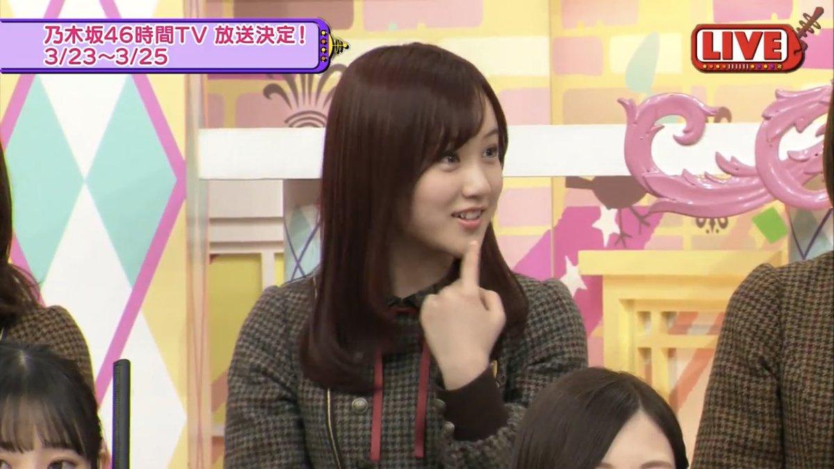 乃木坂46分TV 星野みなみ