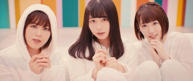 欅坂46 『バスルームトラベル』MV