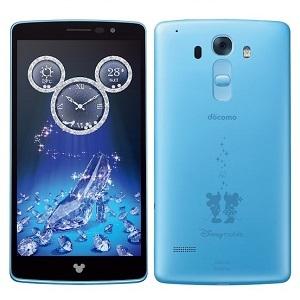 203_Disney Mobile on docomo DM-01G