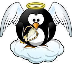 ペンギン天使