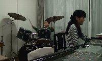 ピアノレッスン 幼児 ドラム