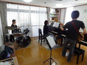 ピアノレッスン ジャズ