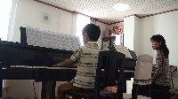 ピアノレッスン デュオ