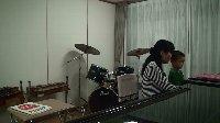 ピアノレッスン 幼児