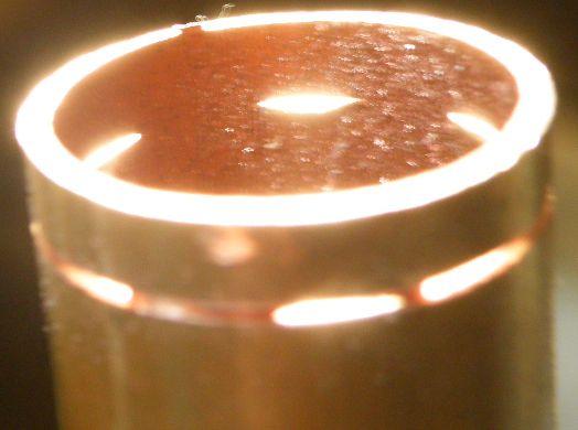 銅管を切る (4)